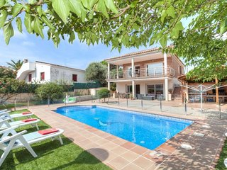 4 bedroom Villa in Sant Daniel, Catalonia, Spain : ref 5623925