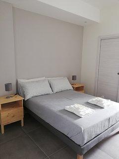 Panoramica camera da letto