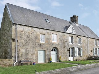 3 bedroom Villa in Saint-Michel-de-Montjoie, Normandy, France : ref 5585762