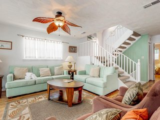 NEW LISTING! Dog-friendly & beachfront home w/coastal views & beach access