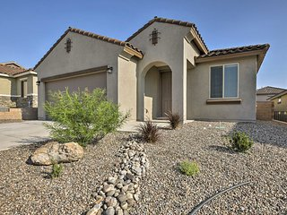 NEW! Albuquerque Home w/Mtn Views Mins to Downtown