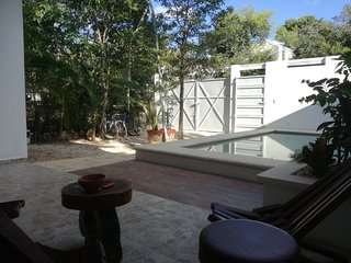 Villa Riviera Tulum, private pool and security 24/7