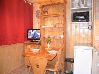 Studio 2 personnes 13 m2 - Quartier de Brelin