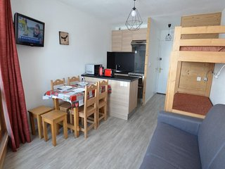 Appartement lumineux pour 3 personnes