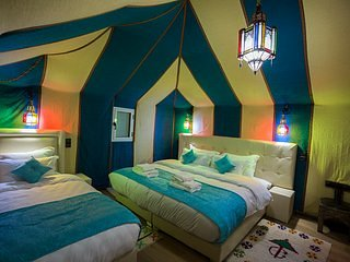 Luxury Camp / Glamping Morocco