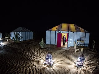 Luxury Camp / Glamping Morocco, vacation rental in Hassilabied