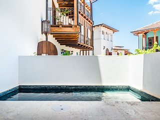1 BDR Apt. with Plunge Pool at Las Catalinas Beach Town