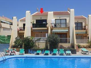 Appartement spacieux avec vue sur mer et piscine