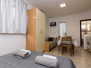 Apartments Albert - Studio Apartment with Balcony (A6)