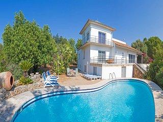 Son Mulet - grosses Ferienhaus mit Pool und Garten