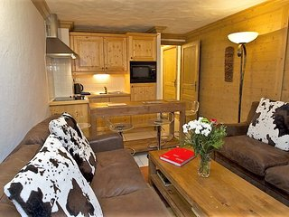 L'Aiglon 22 - 2-bedroom duplex near the piste