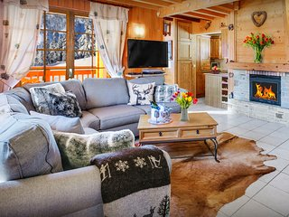 4* ski chalet plus apartment has plenty of room for everyone - OVO Network