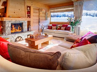 4* chalet near children's slope is perfect for families - OVO Network