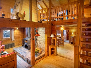 Find peace in this traditional 3 star farmhouse with sauna - OVO Network