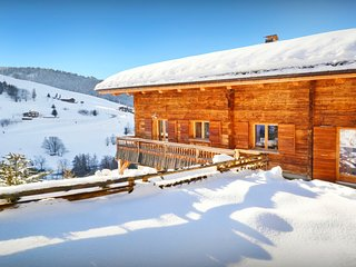 4* piste view apartment with sunny terrace - OVO Network