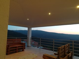 Mountain Apartment Portugal Brand new open plan with fibre optic broad band