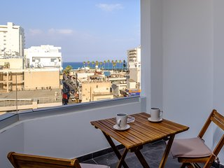 Apollon City Seaview Apartment 401