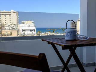 Apollon City Seaview Apartment 501A