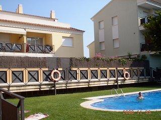 Septiembre apartamento con piscina