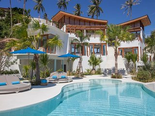Villa Kya 4 BDRM Ocean View Infinity Pool