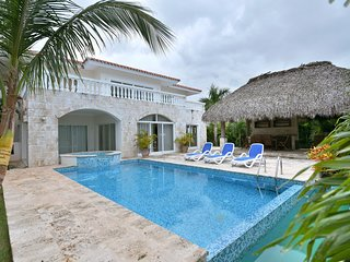 Punta Cana Bachelor Party 5.5 Bedrooms Villa Coco 3