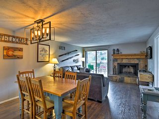 NEW! Crested Butte Ski Nook w/ Panoramic Mtn. View