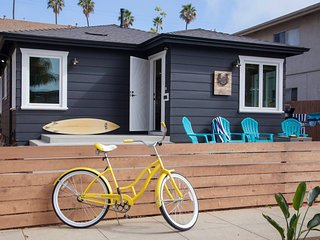 GORGEOUS 1939 CLASSIC CALIFORNIA BEACH BUNGALOW