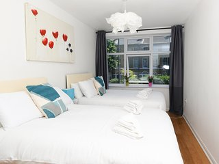 Lovely 2 Bedroom Apartment in Central London (Flat 3)
