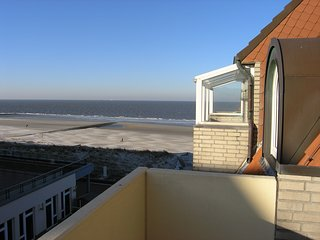 Ferienwohnung mit Meerblick Wangerooge