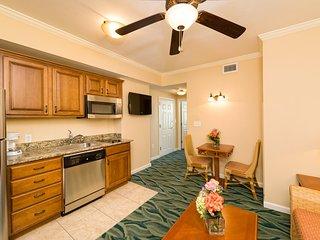 Westgate Myrtle Beach Oceanfront Resort - One Bedroom Oceanfront Villa