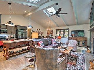 NEW! Cozy Sedona Cottage w/Deck & Tranquil Views!