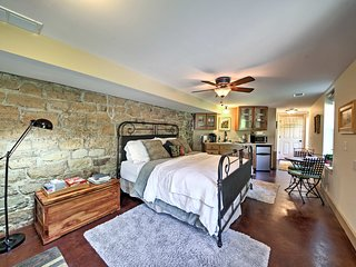 NEW! Augusta Studio at Halcyon Spa Bed & Breakfast