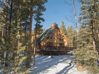 NEW LISTING! Roomy, dog-friendly cabin w/full kitchen, deck & ping pong table
