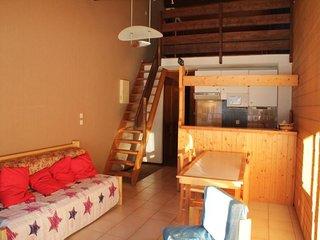 Appartement 2 pieces 6 personnes