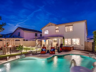 Awesome HOME W/100k in Upgrades w/POOL, Hot Tub, Mini Putt Putt & much more
