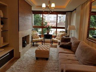 Apartamento de Luxo Centro de Gramado