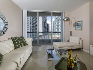 Trendy 1BR in Icon Brickell by FlashStay