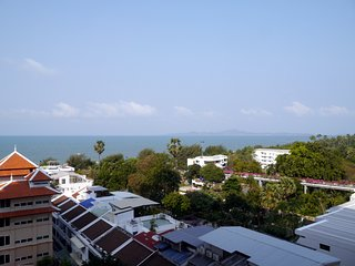 Oceanfront/Seaview Condo at View Talay 5C