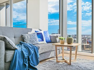 Amazing View | Brand NEW 2Bed APT | WATERLOO