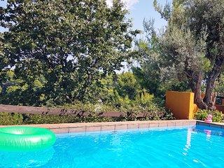 Private pool villa Pegasus