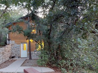 The Cabin at Lydia's Canyon
