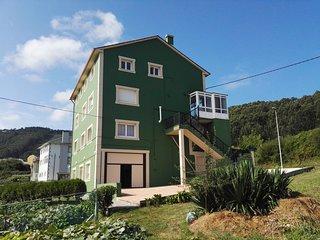 Apartamento en Burela para descansar a 5 min del centro