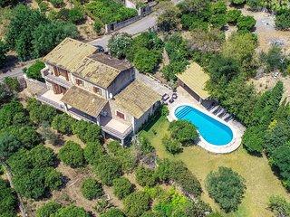 Pola - tolles Haus mit Pool