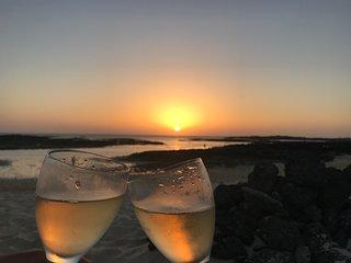 Der Urlaubstraum!  EL COTILLO- direkt am Sandstrand und Meer NEU RENOVIERT!