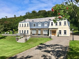 Glen Helen House Apartment Luxury Self Catering 2 Bedrooms on TT Course