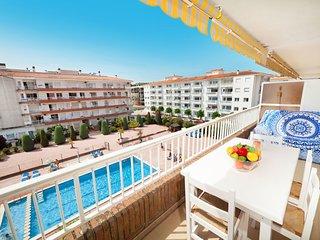 1 bedroom Apartment in Blanes, Catalonia, Spain : ref 5546383