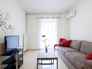 Homey 1 bdr apt in the center of Athens