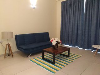 Exquisite Apartment for a perfect holiday in Candolim --CM089