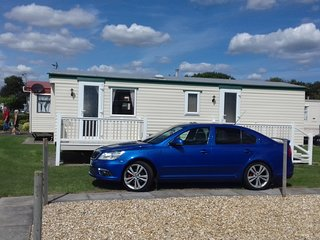 CARAVAN/ Holiday home/BEACH INGOLDMELLS SKEGNESS