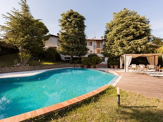 Villa Silvia - Swimming Pool - Garda Lake